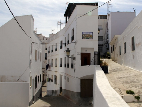 Gamla stan i Almuñécar är klassat som av allmänt kulturintresse.