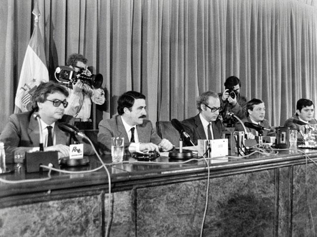 Holdingbolaget Rumasa intervenerades av den nytillträdda socialistiska regeringen 1983. Det omfattade mer än 700 bolag och stod för två procent av Spaniens BNP.