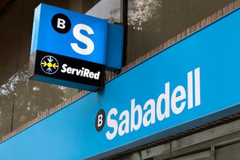 Varslet omfattar 20 procent av Sabadells alla bankkontor.