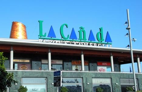 De nya designbutiken kommer att ligga vid köpcentret La Cañada.
