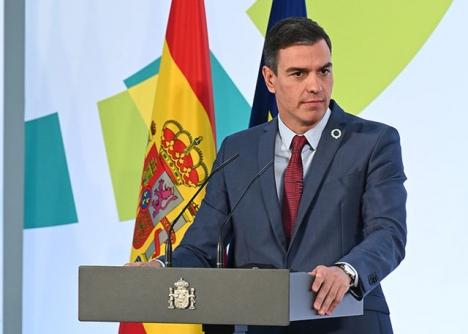 Spaniens regeringschef Pedro Sánchez menar att de skenande elpriserna är ett strukturellt problem inom EU som kräver brådskande åtgärder.