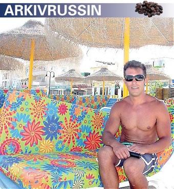 """På Playa House Beach, La Carihuela i Torremolinos, jobbar José som """"hamaquero"""". Han tog över efter sin farbror för tolv år sedan. """"Marken hyr jag av kommunen men sedan 40 år går det inte längre att få tag på ny, den går i arv inom familjerna."""""""