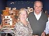 María Victoria Moreno Quintero och Salvador Moreno Martín tycker att mycket av julens seder gått förlorade. Viktigaste traditionen i deras familj är dock julkrubban och den håller de fast vid.