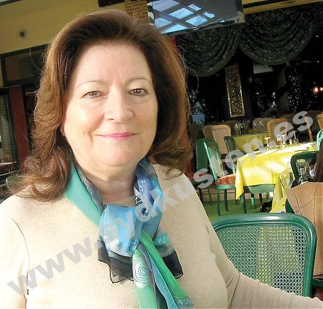 """""""Italiensk och spansk kultur är väldigt lika, både när det gäller Medelhavsmaten och mentaliteten. Vi har inte haft några större problem att integrera oss"""", säger italienskan Giuseppina Filippone som bor i Marbella sedan 15 år och driver Da Bruno-restaurangerna med sin man Bruno."""