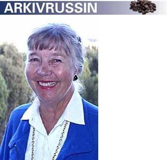 Alice Babs Sjöblom, utsedd till Årets Svensk på Costa del Sol 1998.