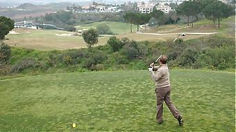 Det blev åter en mycket behaglig dag när säsongens sjätte tävling spelades 18 mars på La Cala Resort.