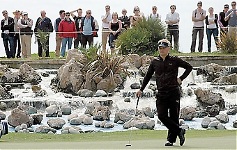 Många skandinaver besökte Parador Málaga Golf förra året för att se bland annat dansken Søren Kjeldsen, som vann Open de Andalucía 2009.