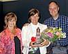 Agneta Strömme förlorade finalen i B-gruppen mot Gladys D´Mello med ett enda slag men vann priset till säsongens bästa poängplockare på handicapskillnad, före just Gladys. Hon vann därmed Rota-pokalen, som hon fick av Jyske Banks Birgit Schou och Sydkustens Mats Björkman.