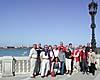 Finalresan inkluderade ett intressant kulturbesök i Europas äldsta stad Cádiz, med lokalguide och lunch.