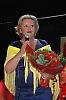 Rose-Marie var mycket hedrad och bjöd ned sin familj från Sverige att närvara på ceremonin i Svenska skolan i Fuengirola.