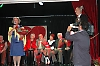 Evenemanget bevakades av lokal-tv i Fuengirola och två fullmäktigeråd var på plats.