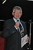 Rektorn på Svenska Skolan i Fuengirola Per Jonsson gladde sig åt att se så många besökare på skolans julbasar.