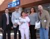 Besöket arrangerades av Halcón Viajes och Celebrity Cruises, i samarbete med Marita Elfstrand.
