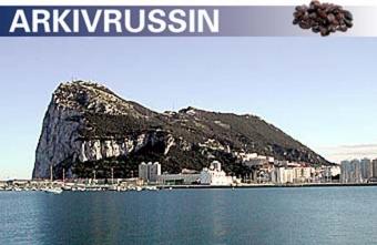 Gibraltarklippan hyser 30 000 människor och 300 apor. Foto: Eva Österlind