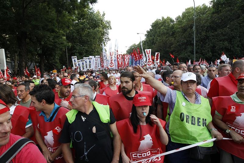 De senaste besparingarna har fått de offentliganställda på krigsstigen och ett flertal demonstrationer har hållits den senaste dagarna.