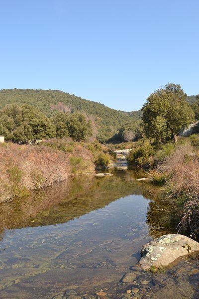 Lågorna har skördat minst 13 000 hektar naturmark i Gironaprovisen, nära den franska gränsen.