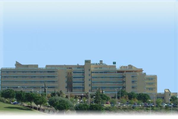 Personalen på sjukhuset Costa del Sol strejkar i protest mot nedskärningarna inom vården i Andalusien.