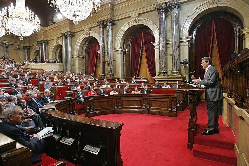 Katalonien har den största ackumulerade skulden, av samtliga 17 autonoma regioner.
