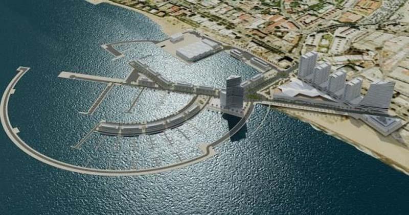 Den planerade investeringen på 400 miljoner euro i Marbellas nya kryssningshamn riskerar att utebli.