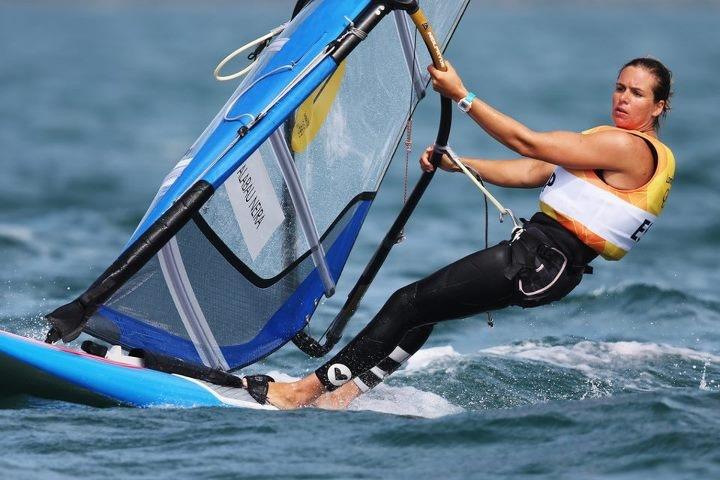 Kombinationen damer och vatten blev Spaniens framgångsrecept i London-OS. Sevillanskan Marina Alabau tog guld i windsurf.