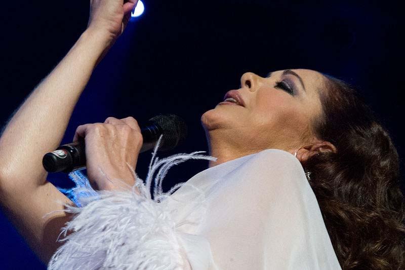 Folksångerskan Isabel Pantoja riskerar att dömas för penningtvätt i Marbellamålet som avslutades igår i Málaga.