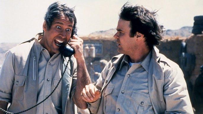 Spionskandalen i Katalonien är tyvärr inte lika roande som filmen med Chevy Chase och Dan Aykroyd.