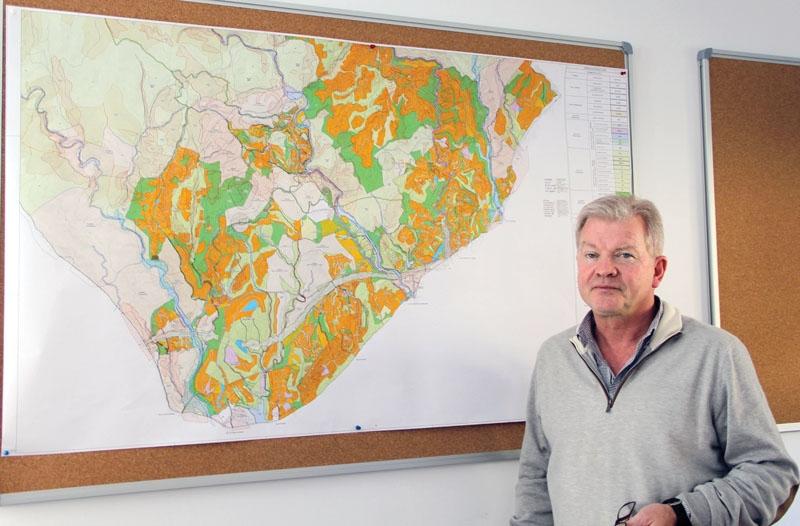 Åke Olofsson är byggråd i Benahavís och har just fullbordat halva sin mandatperiod.